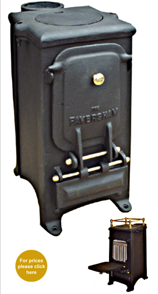 The Faversham cabin stove